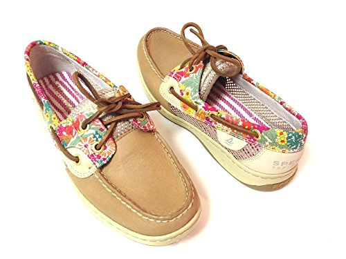 e Linen/Natural Liberty Boat Shoe Women Size 6.5 M ()
