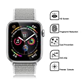 TAURI [6-Pack Screen Protector for Apple Watch