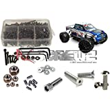 RCR014 - Redcat Racing Rampage XT 1/5th Stainless Steel Screw Kit by RC Screwz