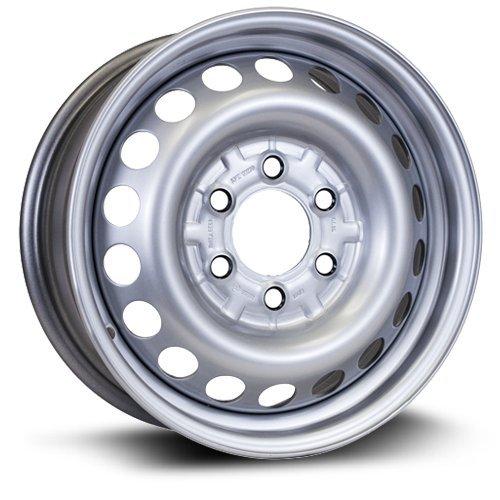 Aftermarket Steel Rim 16X6.5, 6X130, 84.1, +54, gray finish X46630