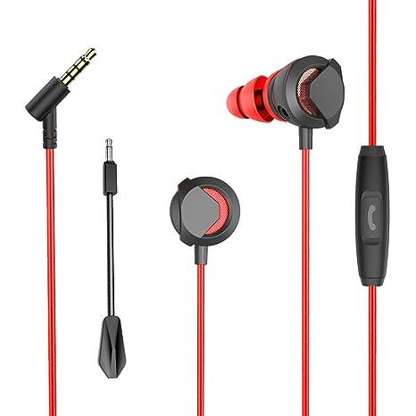 SamMoSon 2019 Auriculares Bluetooth Inalambricos Estereo Bluetooth,Auricular De Alta Fidelidad para El Juego De