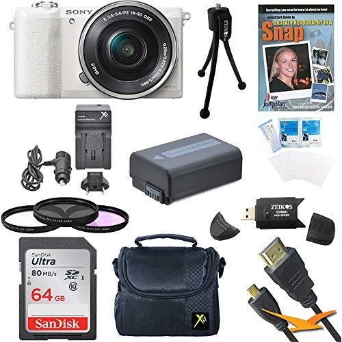Sony a5100 ILCE5100L/B ILCE5100L ILCE5100 ILCE5100lb 16-50mm