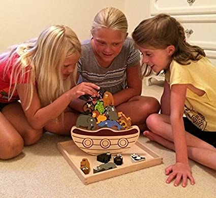 Educational Spatial Awareness Number Learning Game Kids 2 and Up BeginAgain Dont Dump Dumpty