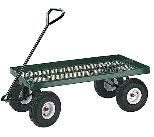 Nursery Wagon Garden Cart (Tek Widget Heavy Duty Garden Nursery Wagon Cart)