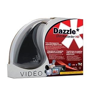 Corel Dazzle DVD Recorder HD dispositivo para capturar video Interno USB 2.0 - Capturadora de vídeo (Windows 10 Education,Windows 10 Education x64,Windows 10 Enterprise,Windows 10 Enterprise..., DirectX 9+ DVD-Rom, 3000 MB, Intel Core Duo 1.8GHz/AMD Athlon 64 X2 3800+ 2.0GHz+, 2048 MB)