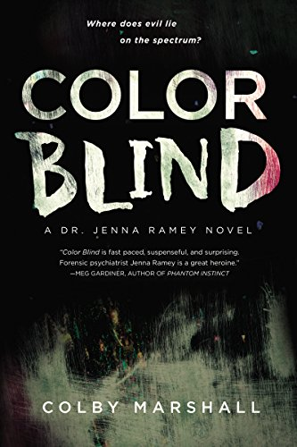 Color Blind (A Dr. Jenna Ramey Novel Book 1) - Kindle edition by ...