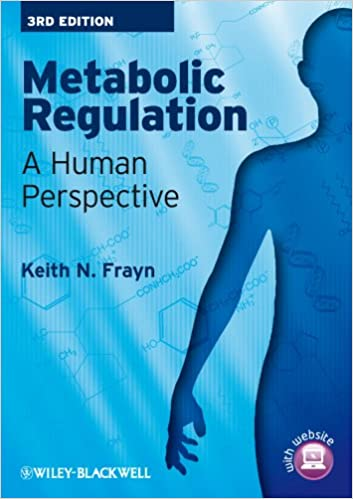 Metabolic Regulation: A Human Perspective por Keith N. Frayn
