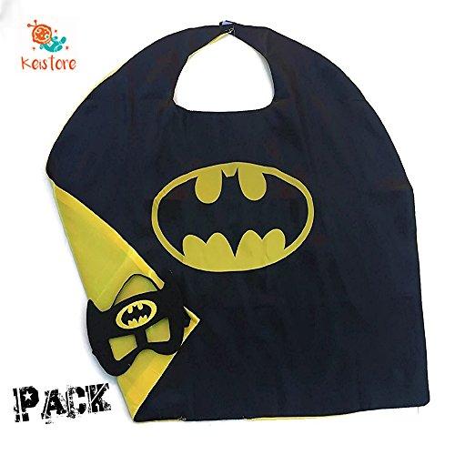 Kei store Cape and Mask Superhero Cartoon Dressing Up Costumes