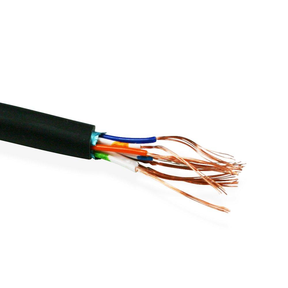 新作人気 Van Damme Metre Tourcat B009M3K2VI CAT/ 5e柔軟なStranded ConductorケーブルF/ UTP、ブラック268 – 450 – 000 21 Metre/ 21 M B009M3K2VI, Ikebe大阪プレミアム:dea2550d --- arianechie.dominiotemporario.com