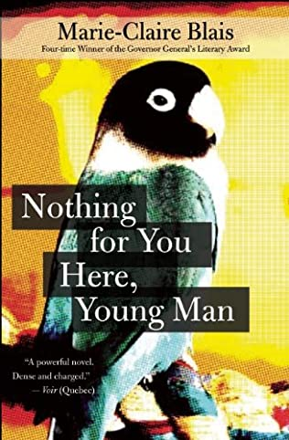 book cover of Nothing For You Here, Young Man
