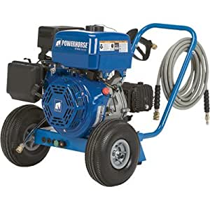 Powerhorse Gas-Powered Pressure Washer - 4 GPM, 3500 PSI, 414cc