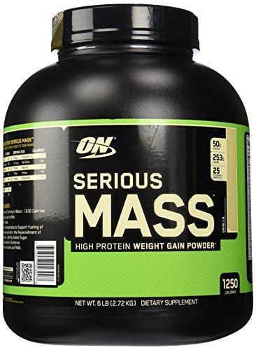 Serious Mass Protein Weight Ga...
