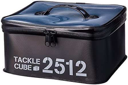 第一精工 TACKLE CUBE(タックルキューブ)2512 クロ