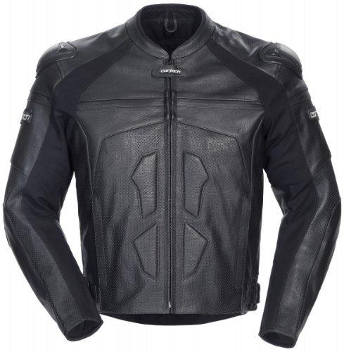 Medium Motorcycle Leather Racing Jacket - 7