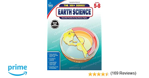 Amazon.com: Earth Science (The 100+ Series™) (0044222243692 ...