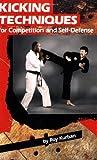 Kicking Techniques, Roy Kurban, 0897500652