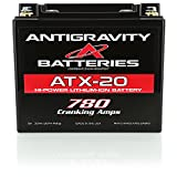 Antigravity Batteries ATX-20 Lithium Motorsports Battery, Extreme Power Series