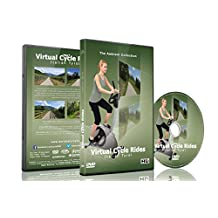 Virtual Cycle Rides - Bike Through Italian Tyrol - For Indoor Cycling, Treadmill and Running Workouts