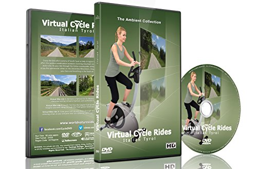 Virtual Cycle Rides Treadmill Workouts product image