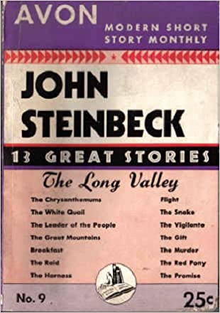 john steinbeck short stories chrysanthemums