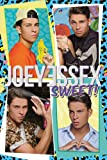 Empire Merchandising 639738 Joey Essex Sweet Tv Tv Promoter Sugar Hat Club Poster Print-Size 61 x 91.5 cm