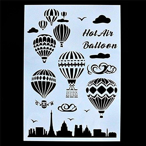 hot air balloon calendar - 5