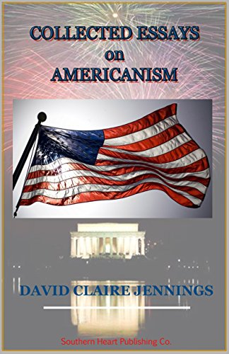 Example Of A Thesis Essay Collected Essays On Americanism By Jennings David Claire What Is Thesis In An Essay also Columbia Business School Essay Amazoncom Collected Essays On Americanism Ebook David Claire  Buy A Professional Business Plan