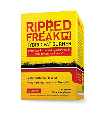 RIPPED FREAK - 60CT - USA - Hybrid Fat Burner