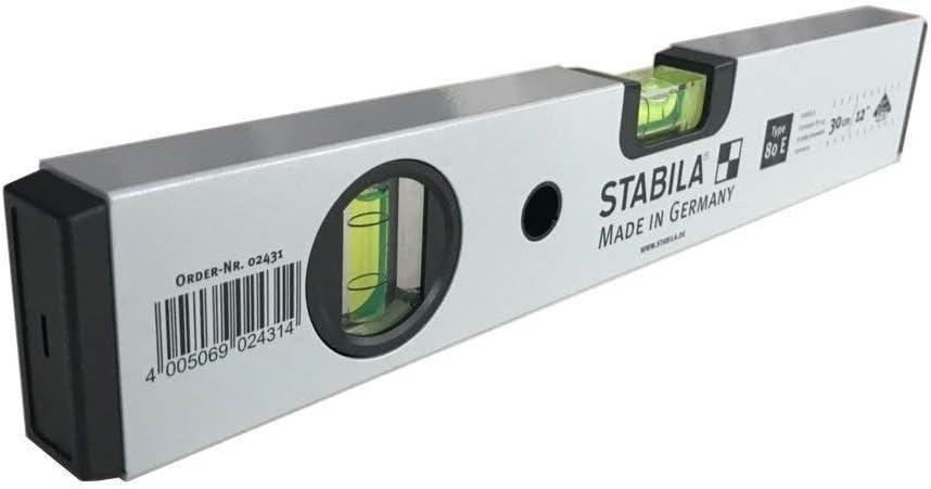Stabila 02281 Nivel de Burbuja 30cm