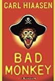 """Bad Monkey"" av Carl Hiaasen"