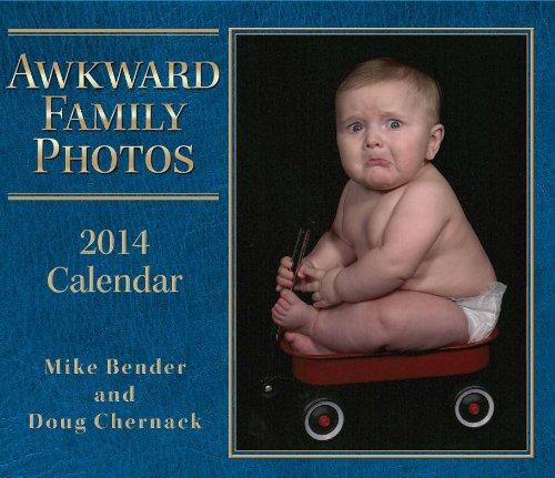 Awkward Family Photos 2014 Day-to-Day Calendar