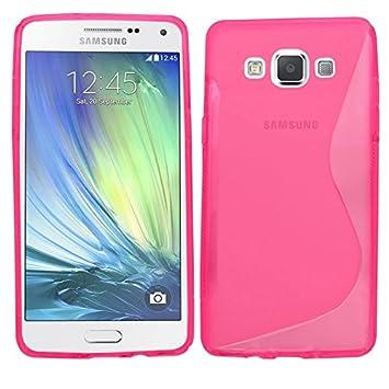 SAMRICK Hydro S Wave - Carcasa Protectora para Samsung Galaxy A5 (2015), Color Rosa