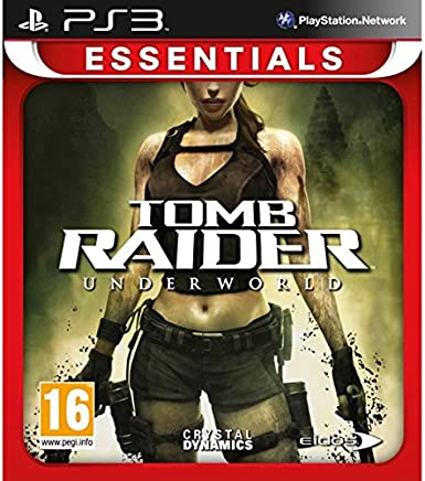 Tomb Raider Underworld: Amazon.es: Videojuegos