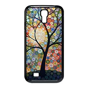 DIY Phone Case for SamSung Galaxy S4 I9500, Abstract Painting Cover Case - HL-R640125 wangjiang maoyi