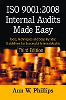 Internal audits made easy by ann phillips