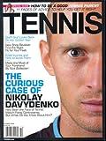 Tennis, October 2008 Issue