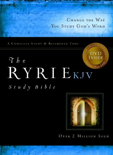The Ryrie KJV Study Bible Bonded Leather Burgundy Red Letter (Ryrie Study Bibles 2012) pdf