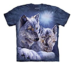 The Mountain Kids' T-Shirt - Equinox Wolves
