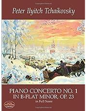 Piano Concerto No. 1 in B-Flat Minor, Op. 23, in Full Score