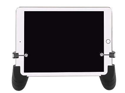 1pair Pubg Mobile Game Pad Metal Gamepad For Pubg Controller L1r1 - 1pair pubg mobile game pad metal gamepad for pubg controller l1r1 shooter fire trigger for joy