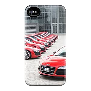 New Fleet Of Red R8s Cases Compatible With Iphone 6