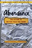 Abundance, Peter H. Diamandis and Steven Kotler, 145161683X