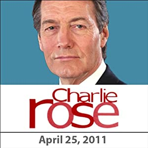 Charlie Rose: Susilo Bambang Yudhoyono, April 25, 2011 Radio/TV Program
