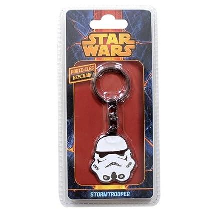 Amazon.com: Star Wars Storm Trooper Llavero (juegos ...