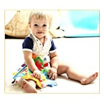 Colorful-Ribbons-Baby-Taggy-Blanket-Comforter-appese-towel-Flower-shape-Kids-Toddlers-Security-blanket