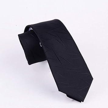 YUFSHU Corbatas De Punto A Rayas Corbatas Delgadas Para Hombres 6 ...