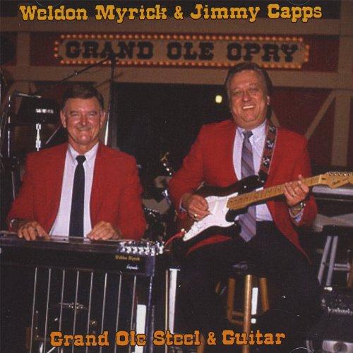Grand Steel Guitar Weldon Myrick product image