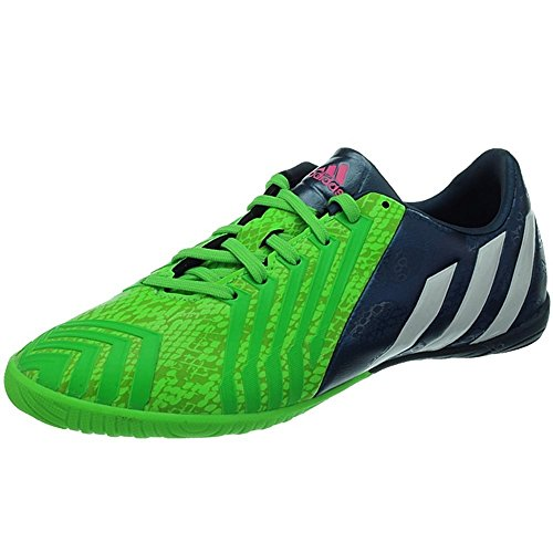 Zapatillas adidas Predator Absolado Instinct Junior Blanco-Verde-Azul