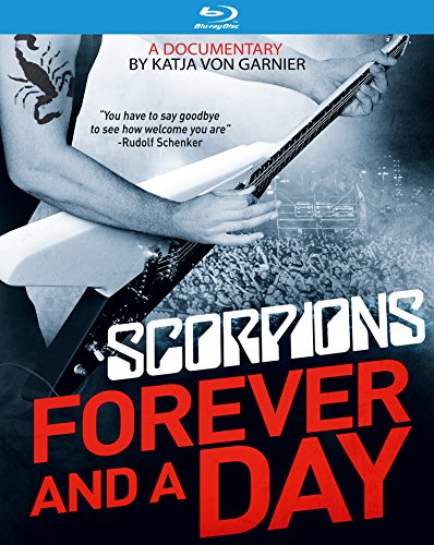 Blu-ray : Scorpions - Forever and a Day