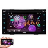 Product review for EinCar Android 6.0 Marshmallow 1024600 6.2'' Double Din Car DVD GPS Navigation Player In Dash Bluetooth Car Stereo Touchscreen AM/FM Radio Support WiFi OBD2 Mirrorlink Steering Wheel Control